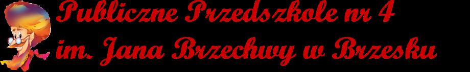 Oficjalna strona przedszkola nr 4 w Brzesku